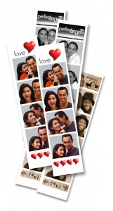 photo booth rentals - photo strips